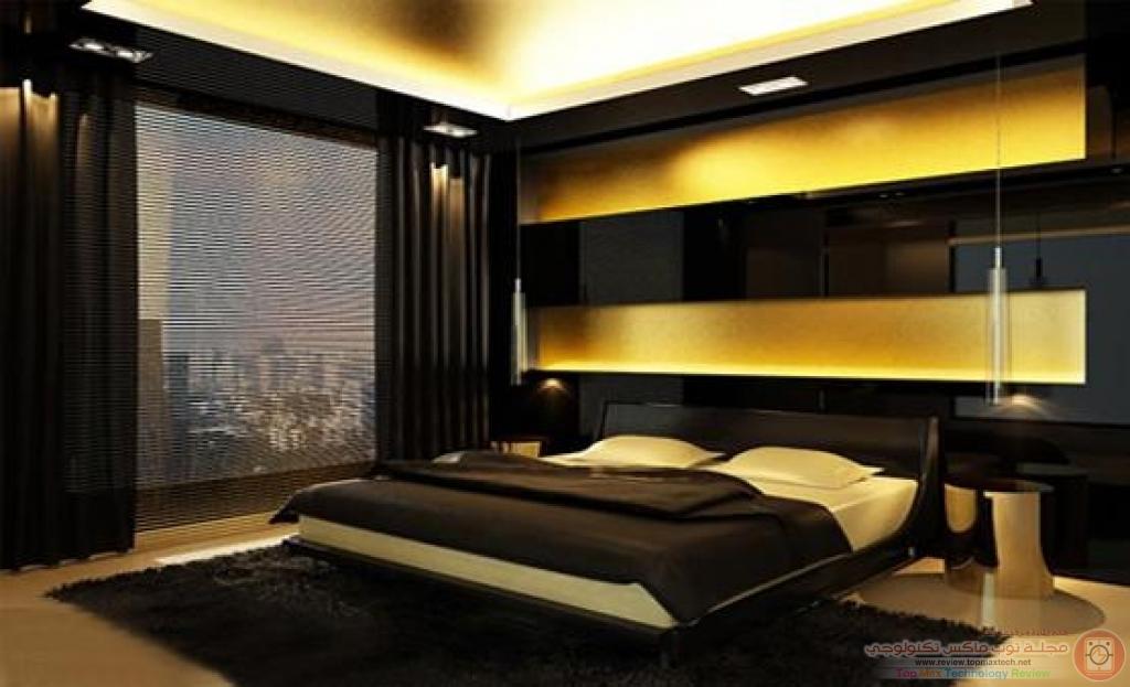 صورة تصميم غرفة نوم جميلة أفكار التصميم مستوحاة صور