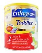 Sữa bột Enfagrow Premium Toddler 2 - hộp 1080g (dành cho trẻ từ 9 - 18 tháng)