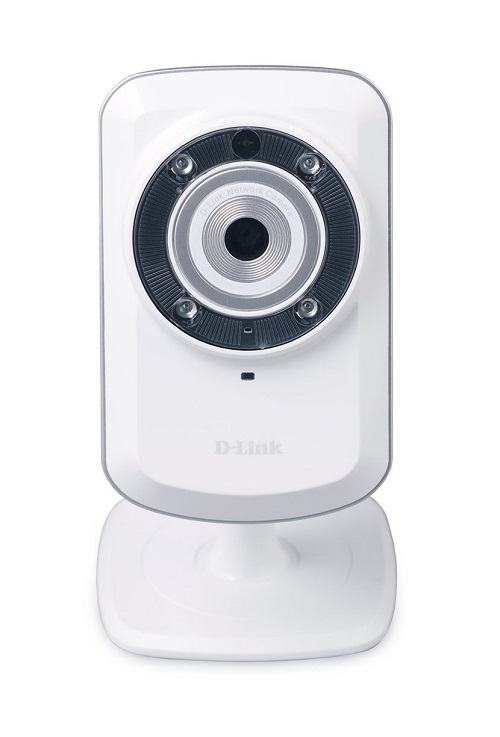 D-Link Wireless Day and Night Network Surveillance Camera.