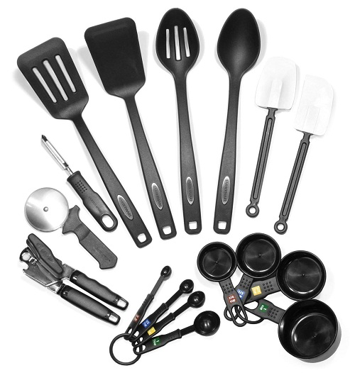 top 10 best cooking utensil sets in 2018 reviews