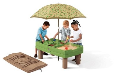 Best Sandboxes for Kids 2017 – Buyer's Guide & Reviews