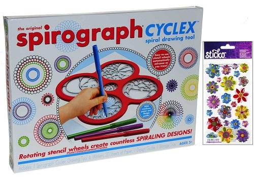 Cyclex Kit Spirograph