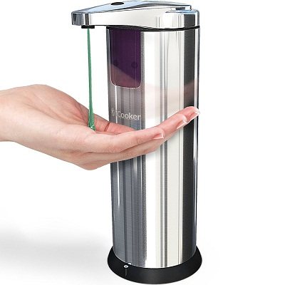 Best Automatic Hand Soap Dispensers