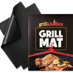 Take Your Outdoor Cooking To A New Level With The Best Grill Mats In 2017