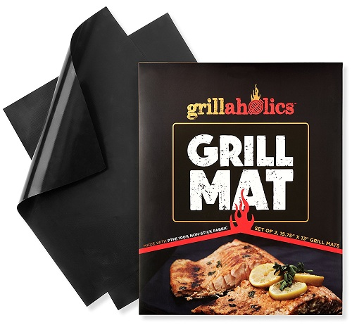 TAKE YOUR OUTDOOR COOKING TO A NEW LEVEL WITH THE BEST GRILL MATS