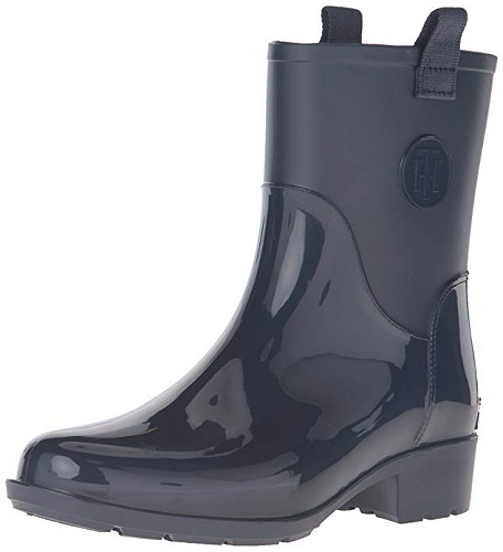 Tommy Hilfiger Khristie Rain Jungle Boots for Women