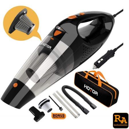 Hotor Carded - Car Vacuum, Best Car Vacuum for Pet Hair]