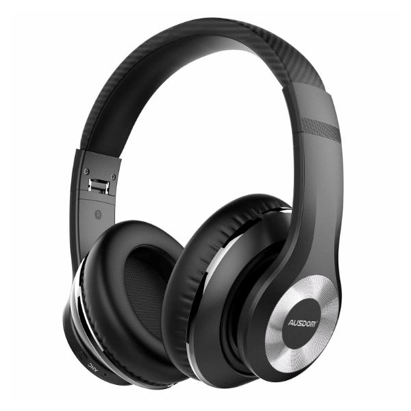 1. Ausdom ANC10 Wireless HiFi Headphones - Best Over-Ear Headphone on AliExpress