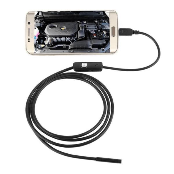 49. Flexible Waterproof Endoscope Camera-Best to buy things on aliexpress best sellers