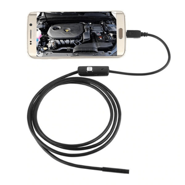 49. Flexible Waterproof Endoscope Camera-Best to buy things on aliexpress best sellers