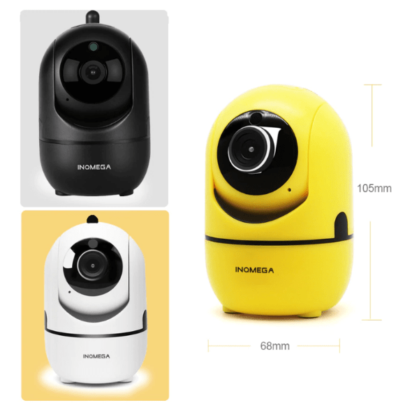 52. 1080P Cloud Wireless IP Camera-Best to buy things on aliexpress best sellers