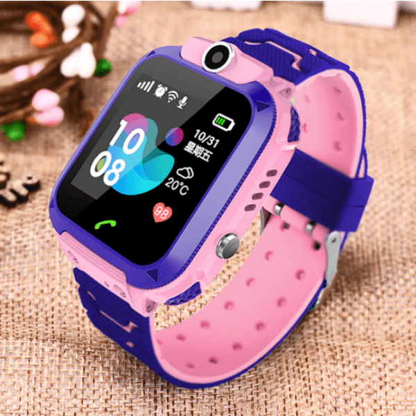 58. Kid Safety Smart Watch for SOS Call Location Tracker Anti Lost Monitor-Best to buy things on aliexpress best sellers
