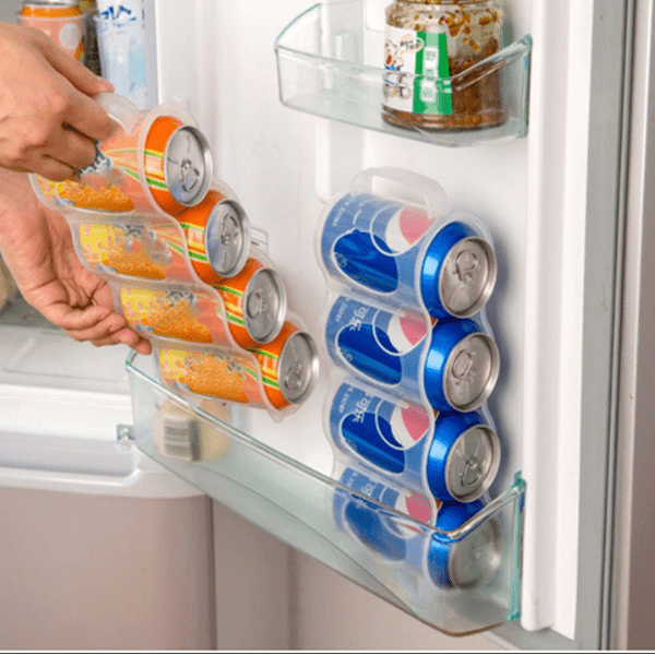 70. Refrigerator Beverage Can Storage Box-Best to buy things on aliexpress best sellers