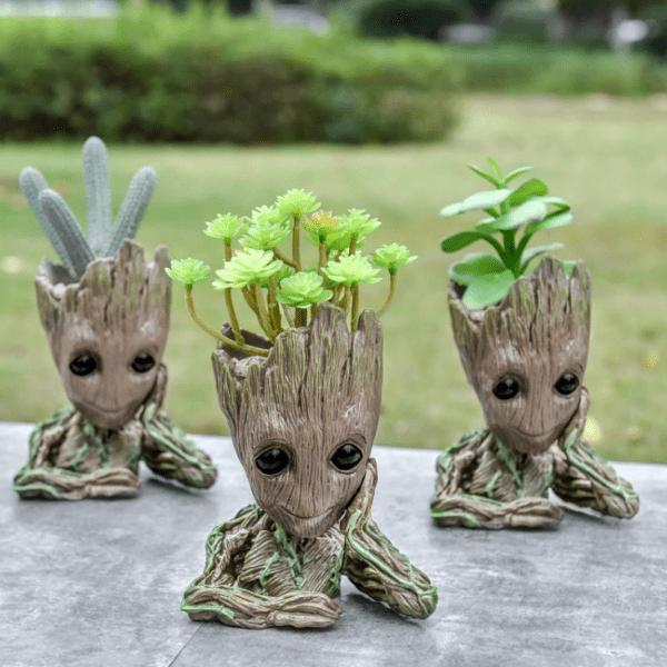 81. Baby Groot Flowerpot Planter-Best to buy things on aliexpress best sellers