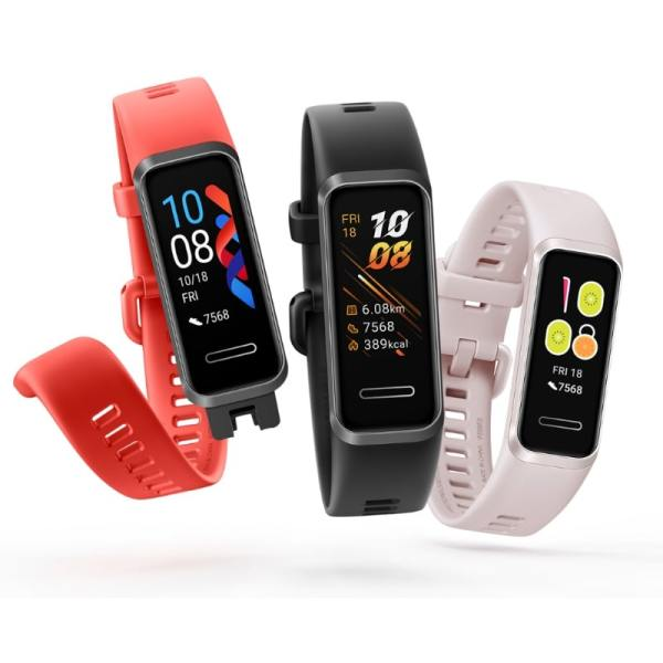 2. Huawei Band 4 - Cheapest Chinese Fitness Tracker with Heart Rate Monitor