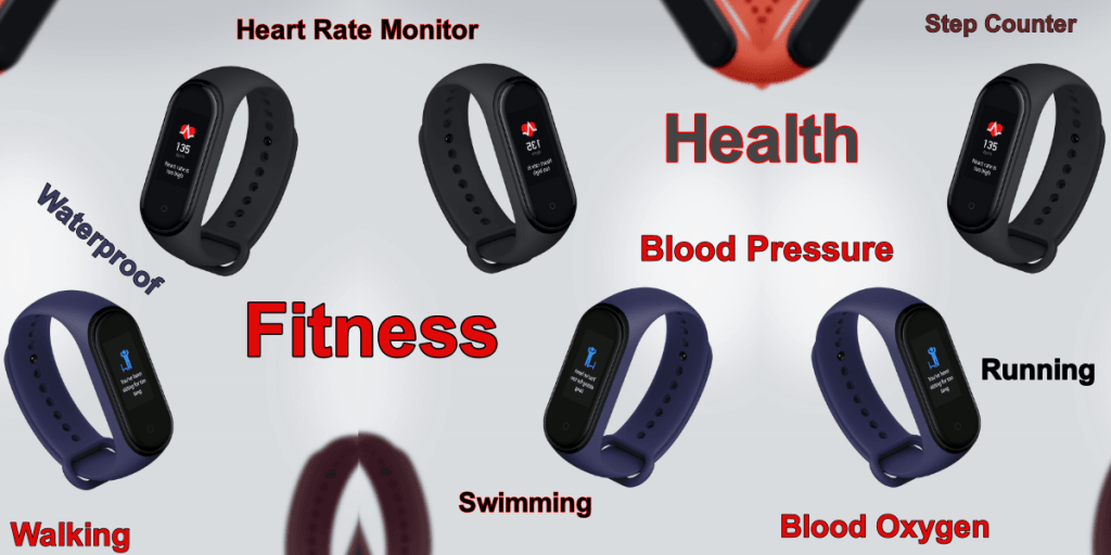 10 Best and Cheapest Fitness Tracker With Heart Rate Monitor