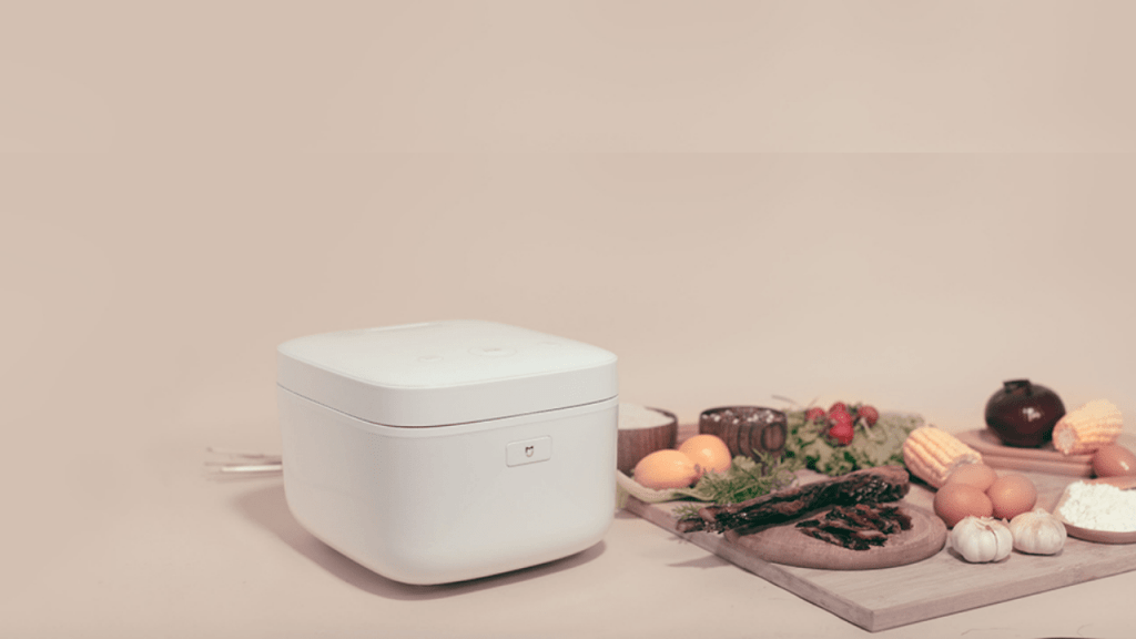 16. Xiaomi Induction Heating Smart Rice Cooker-Best Xiaomi Products on Aliexpress