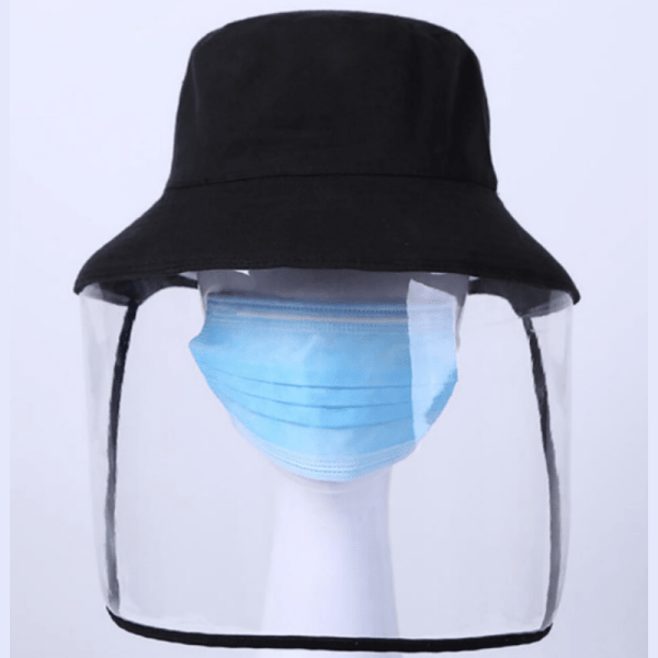 4. Protection Hat masks-Best Medical Face Mask for Corona Virus COVID19