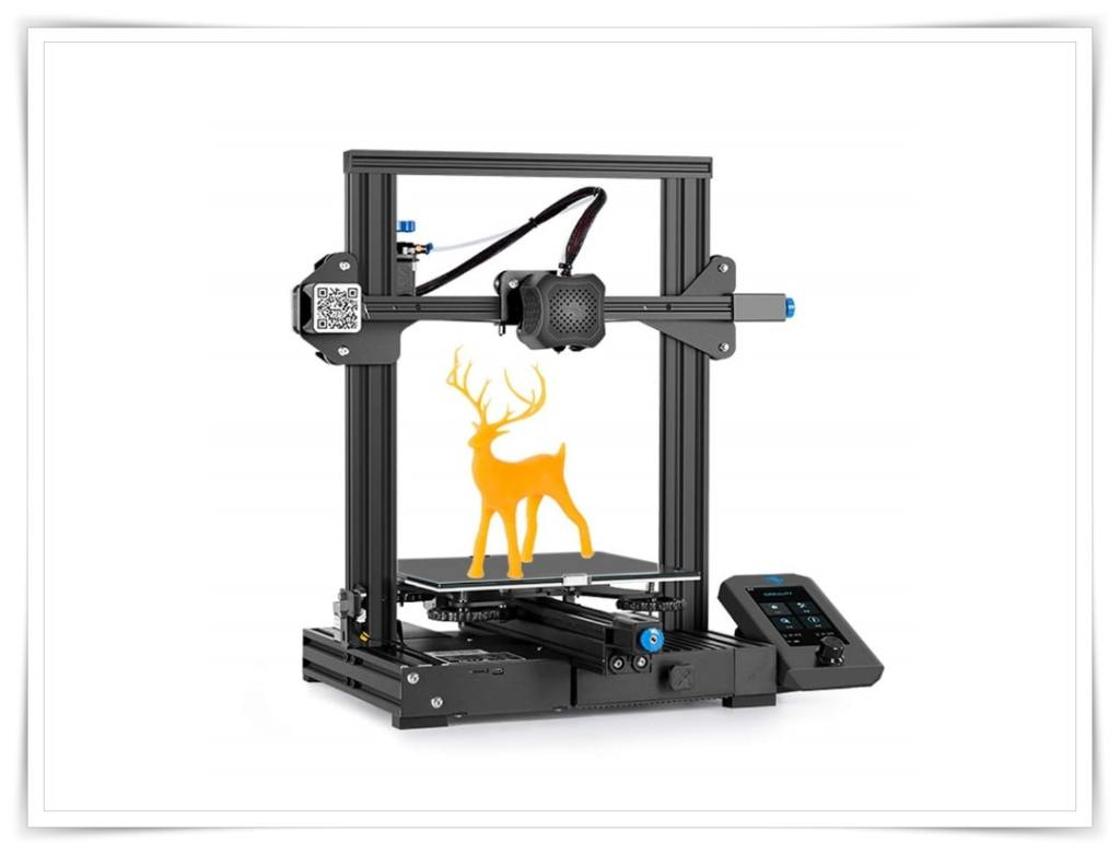 3. CREALITY 3D Ender-3 V2-Best 3D Printers on AliExpress