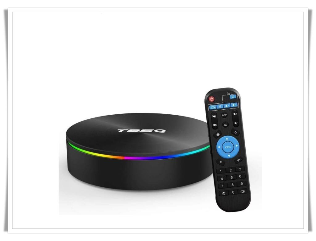 T95Q Android TV Box-Cheap Android TV Box