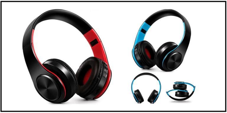 H2. CATASSU Wireless Stereo Foldable Headphone-aliexpress trending products