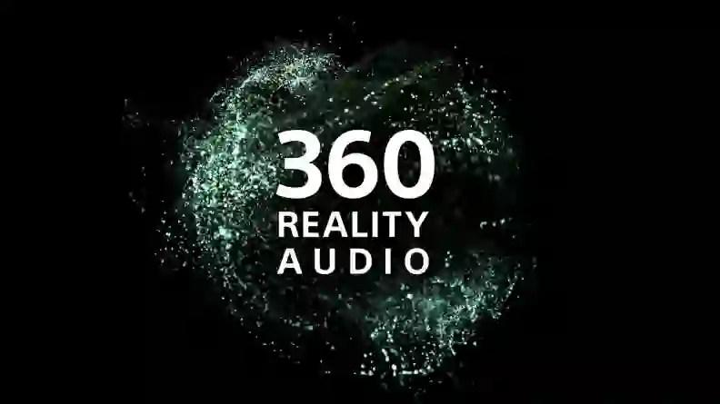 Sony 360 RA
