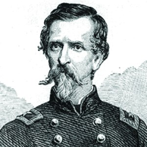 General Stephen Watts Kearny, Commander of the 1st U.S. Dragoons, Company C and Company K. His name of course was borrowed by the developers of Kearny Mesa.