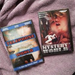 Telephone World and Mystery World Of Sex, two relatively recent releases by Ramzi Abed.