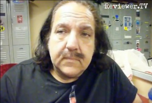 Ron Jeremy on Reviewer TV.