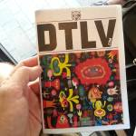 July, 2015, copy of DTLV that I picked up at the photo studio of Curtis Walker in Las Vegas.