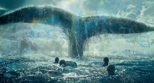 A whale of a tale, In The Heart Of The Sea.