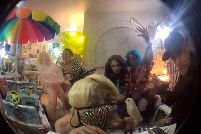 a La Ruocco Halloween party