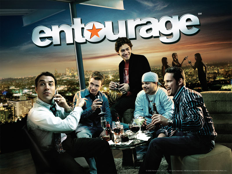 Analsex in der Entourage