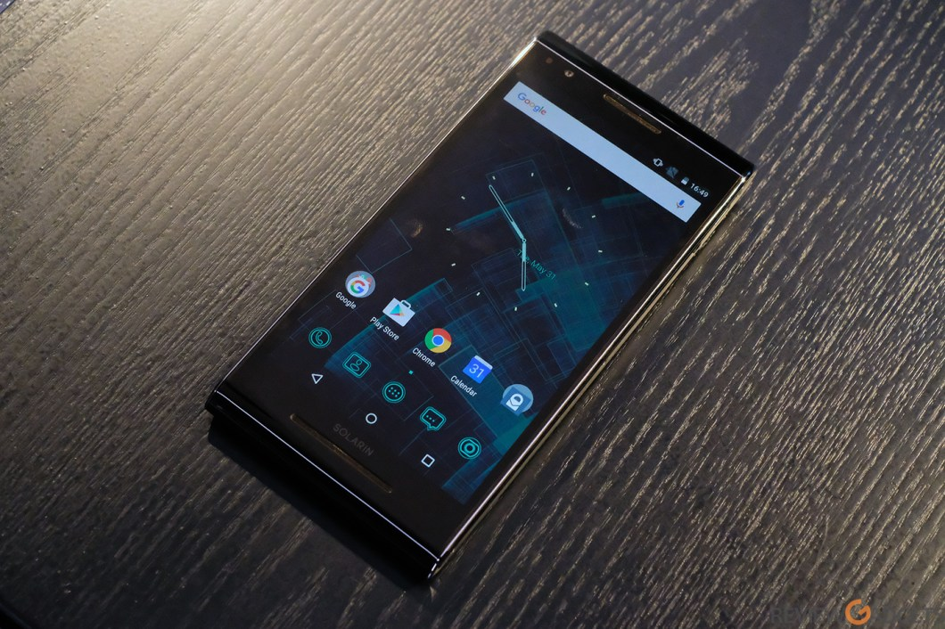 Solarin The most expensive smartphone