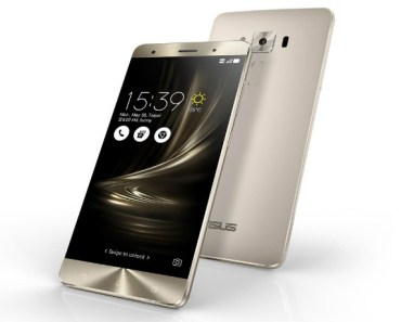 Asus Zenfone 3 series Launch date Set for August 17 in India