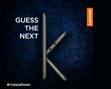 lenovo-to-launch-K6-in-India
