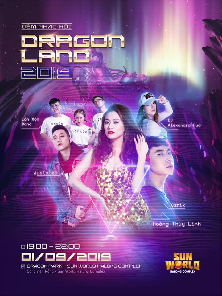 Đón 2/9 với đêm nhạc hội và tiệc buffet hơn 80 món lớn nhất Hạ Long
