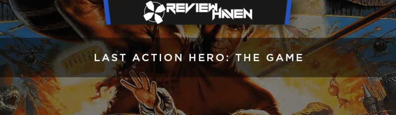 Last Action Hero Review Header