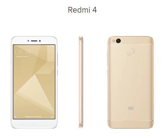 Redmi 4