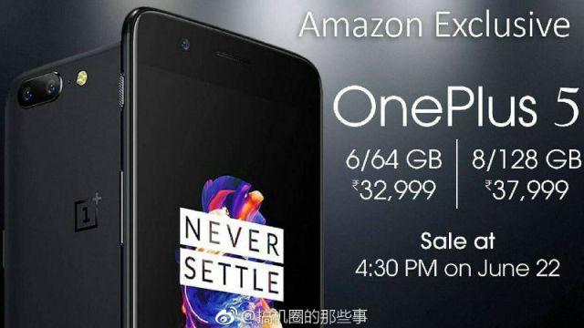 OnePlus 5 Full image