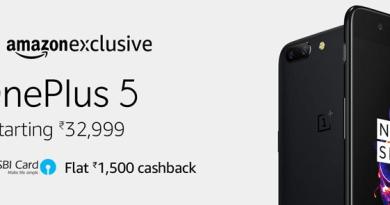 Buy OnePlus 5 on Amazon India