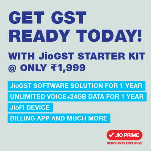 JioGST App