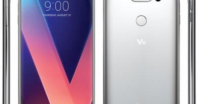LG V30 Lekaed