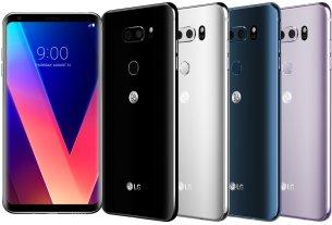 LG V30 Unveiled
