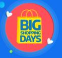 Flipkart's Big Shopping Days Sale