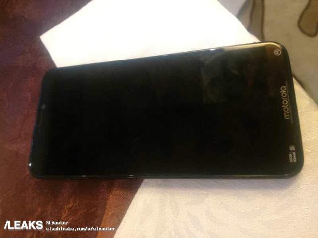 Motorola One - Black