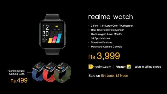 Realme Watch Sale