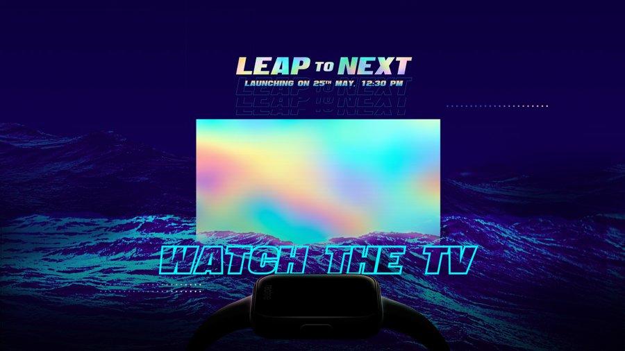 Realme TV launch