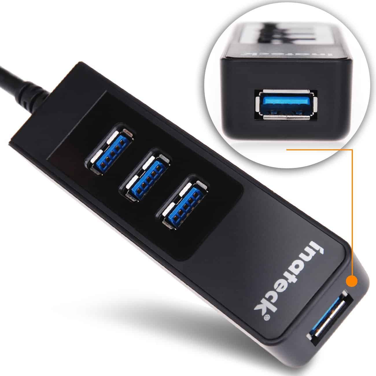 Inateck USB 3.0 4 Port Hub Review