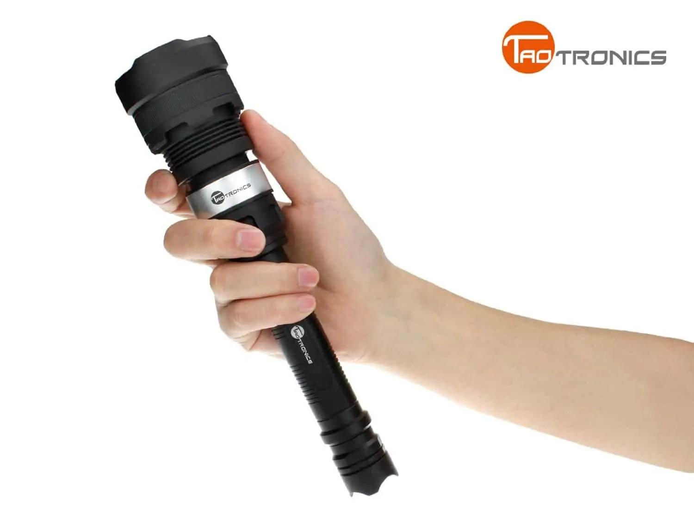 TaoTronics TT-TF03 LED Torch Review